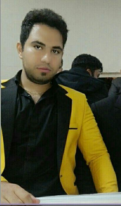 حامد گراوند دانشجوی کارشناسی مهندسی نفت